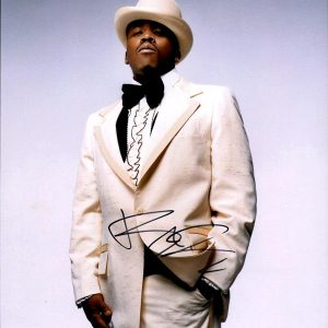 Big Boi authentic signed 8x10 picture