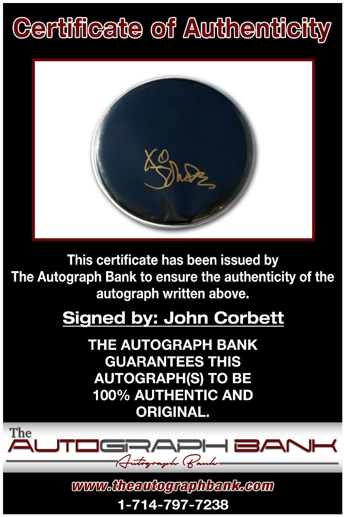 John Doe proof of signing certificate