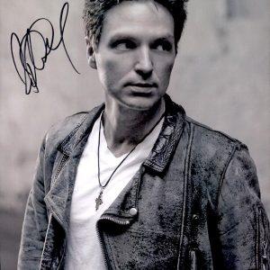 Richard Marx autographed photo