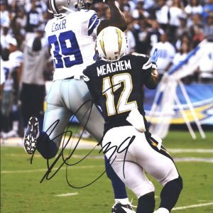 Brandon Carr authentic signed 8x10 picture