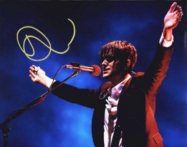 Dallon Weekes authentic signed 8x10 picture