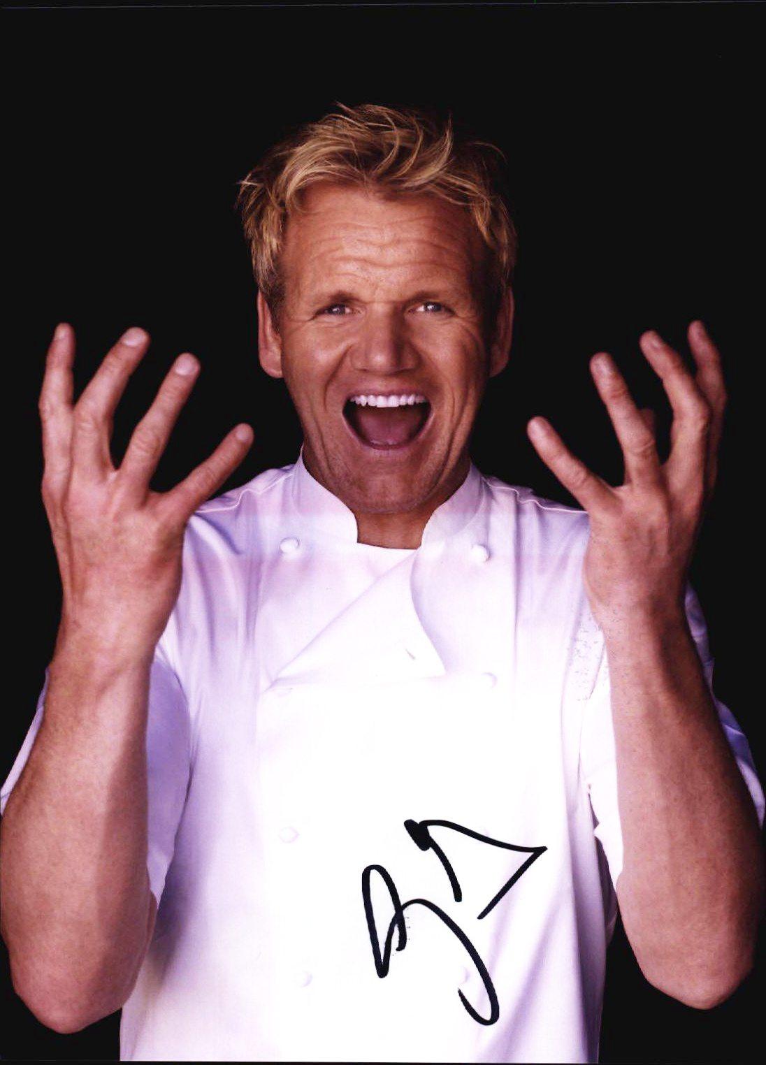 Gordon Ramsay Masterchef Hell S Kitchen