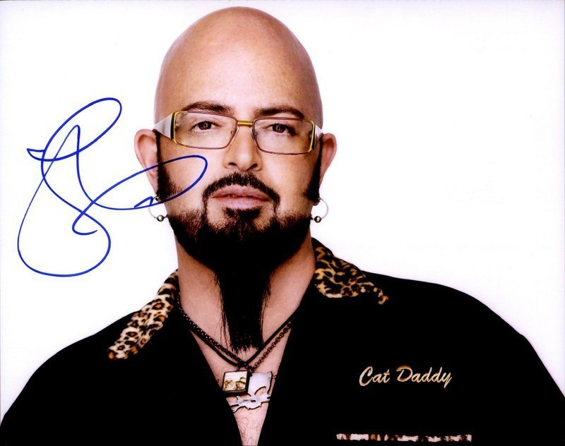 Jackson galaxy signed authentic 8x10 free ship the for Jackson galaxy music