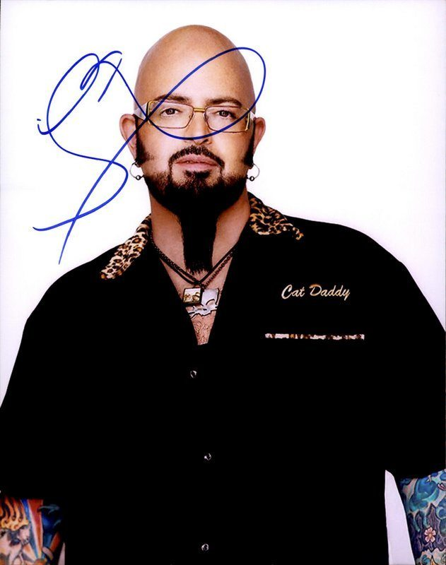Jackson galaxy authentic signed celebrity 8x10 photo w for Jackson galaxy shop