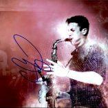 Jerry DePizzo autographed photo