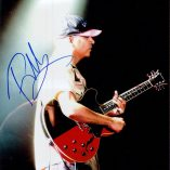 Tom Morello autographed photo