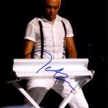 Tony Kanal autographed photo