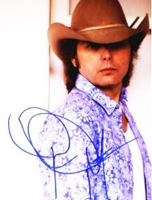 Country Singer Autographs