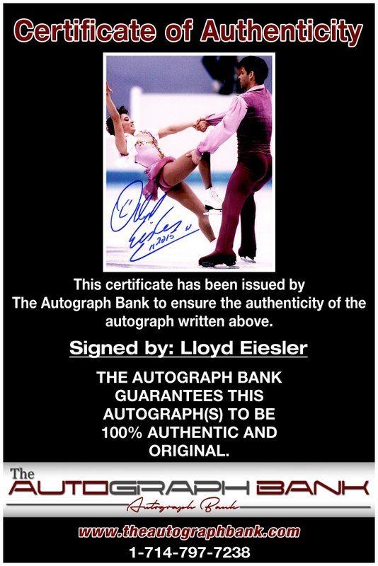 Lloyd Eisler proof of signing certificate