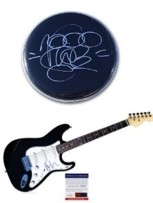 Musical Equipment Autographed