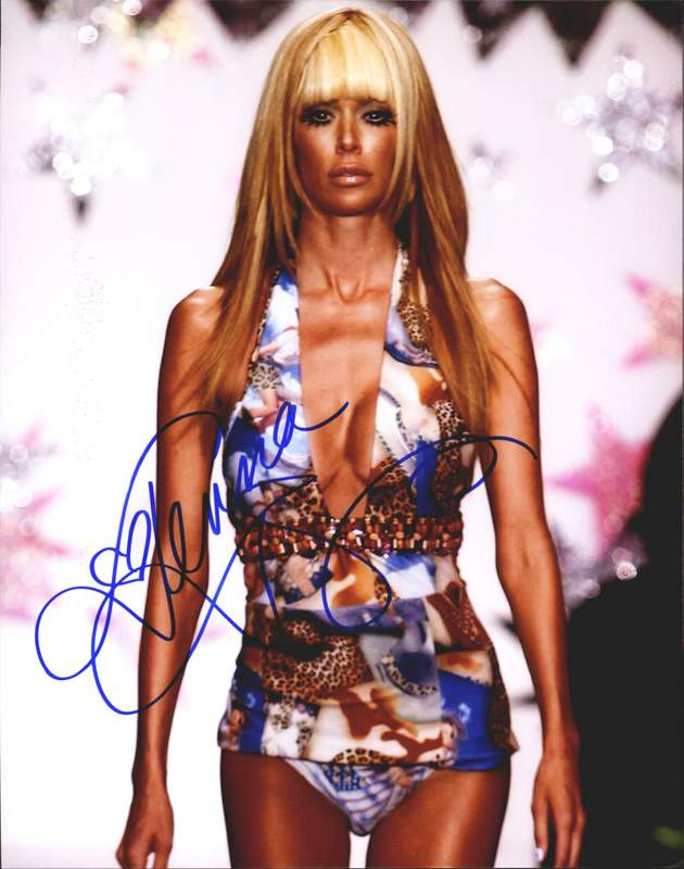 Jenna Jameson Authentic Signed 8x10 Picture