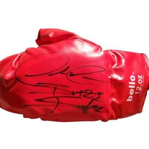 Deontay Wilder authentic signed boxing glove