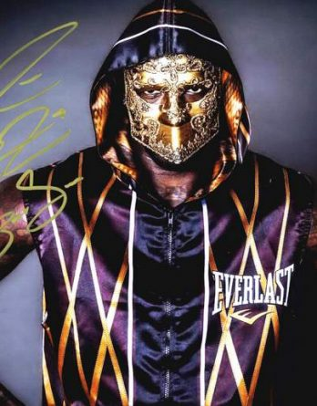 Deontay Wilder authentic signed 10x15 picture