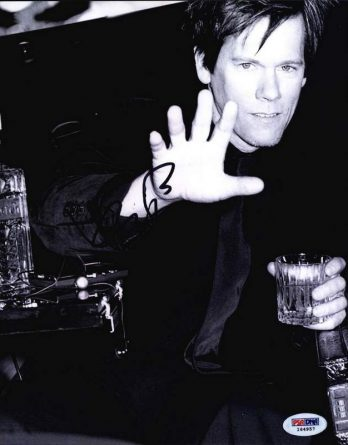 Kevin Bacon authentic signed 8x10 picture