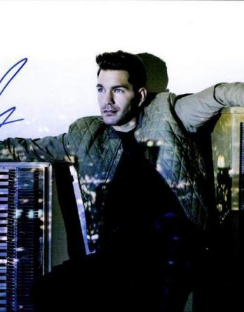 Andy Grammer authentic signed 10x15 picture