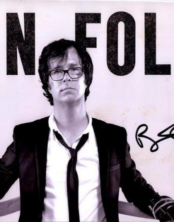 Ben Folds authentic signed 10x15 picture