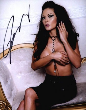 Jennifer Irene authentic signed 8x10 picture