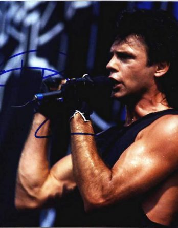 Rick Springfield authentic signed 8x10 picture