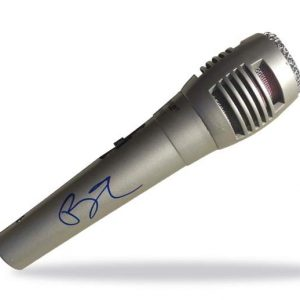 Ben Folds authentic signed microphone