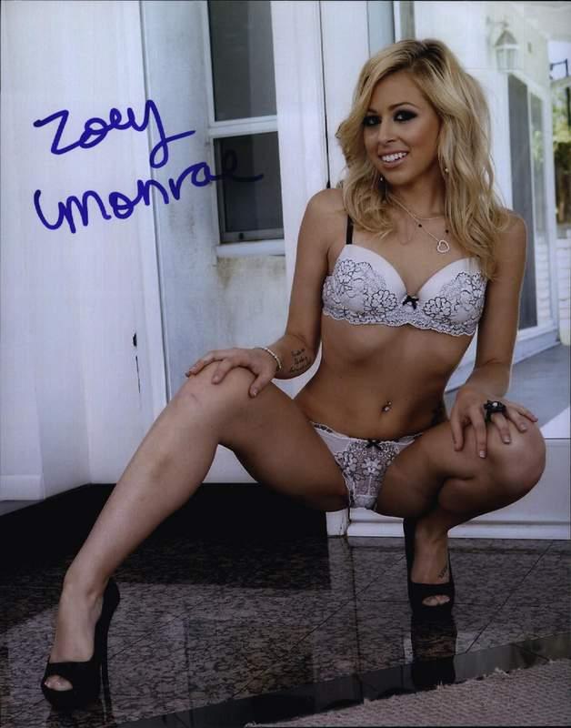 Zoe monroe