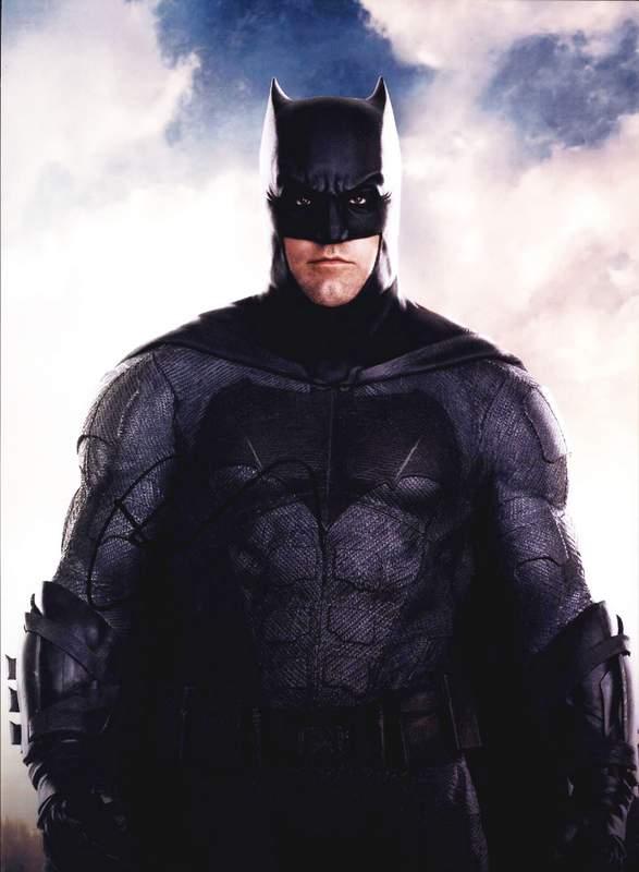 Batman V Superman Film Certificate