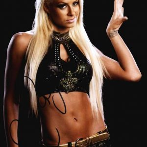 Maryse Ouellet authentic signed 8x10 picture