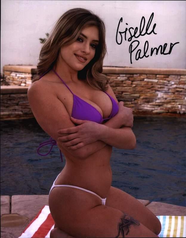 Giselle Palmer Nude Photos 64